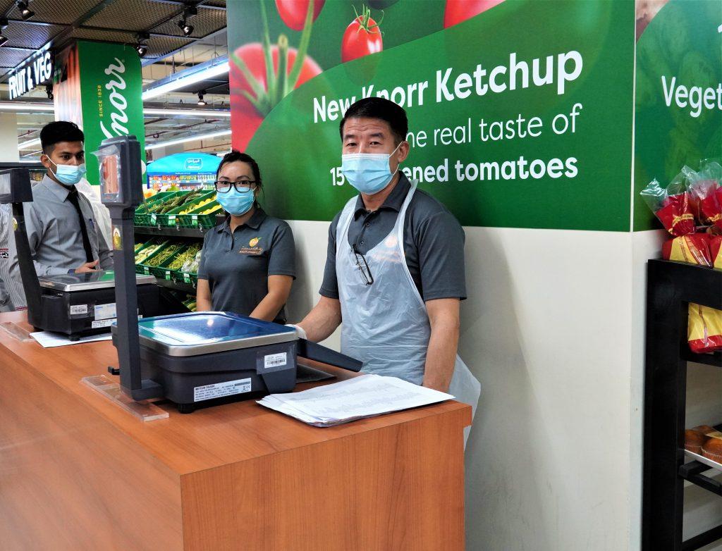 RALS Hypermarket - Vegetable Section